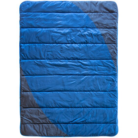 Marmot Trestles Elite Plus Quilt, azul